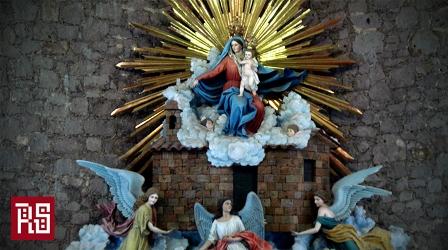 Nuestra señora y reina de Loreto