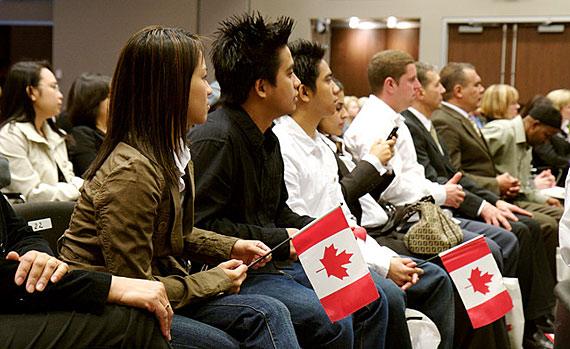 Inmigrantes-Canada