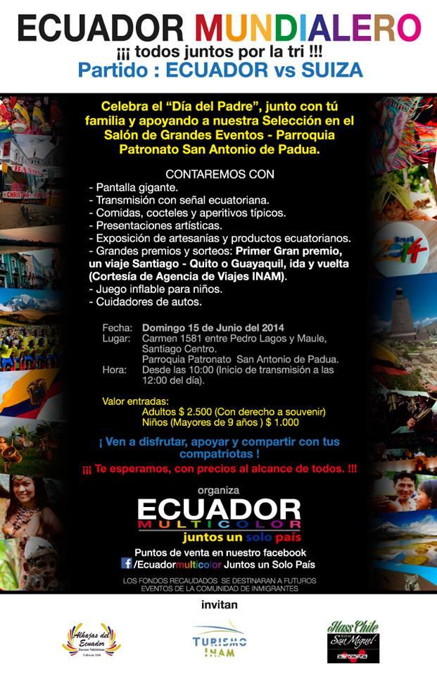 Ecuador Mundialero