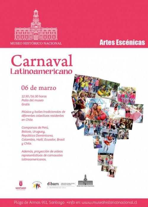 Carnaval en el museo revista sur for Oficina xestion de multas concello de santiago