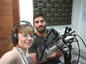 Cristina Bastidas y Manuel Castellanos