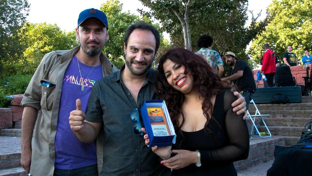 Brasil y ecuador ganan tercera versi n del festival de la for Diana polloni