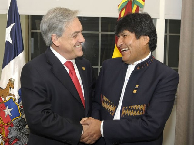 Un llamado al diálogo y a la cooperación entre Chile – Bolivia