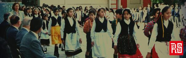 Fundación Irenees de Francia entrega apoyo a Escuela Alemania