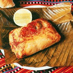 Tamales Rojos Guatemaltecos