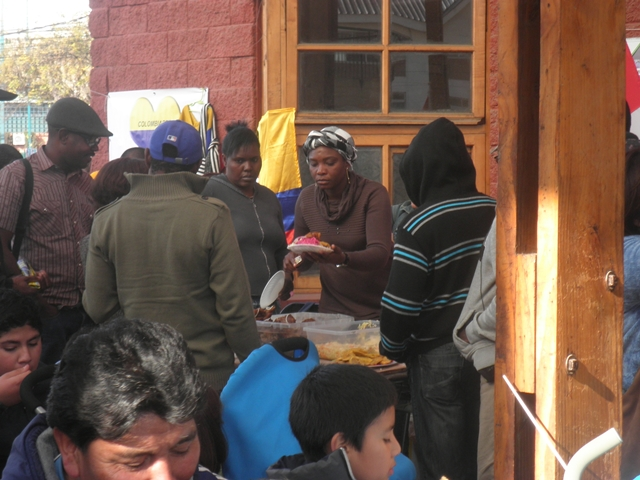 Celebración del Día del Refugiado en Quilicura