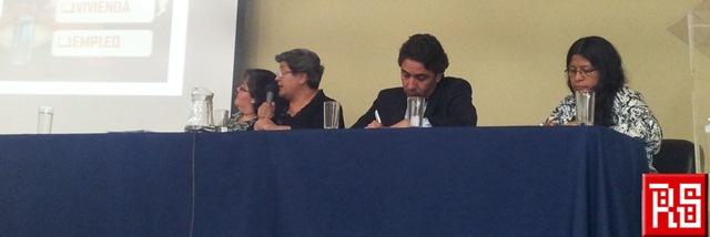 Excelente Asistencia en Seminario Migración Internacional