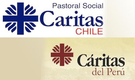 Caritas Chile junto a Cáritas del Perú en campaña de donación