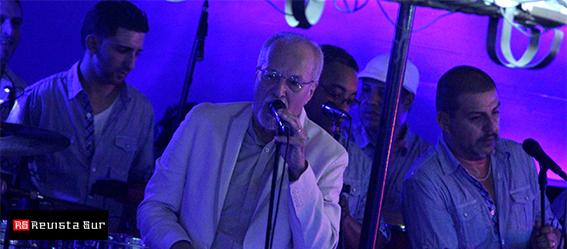 Paquito Guzmán en Chile