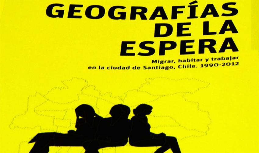 Lanzamiento de libros sobre migración
