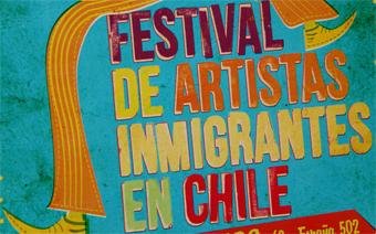 Festival de artistas Inmigrantes en Chile
