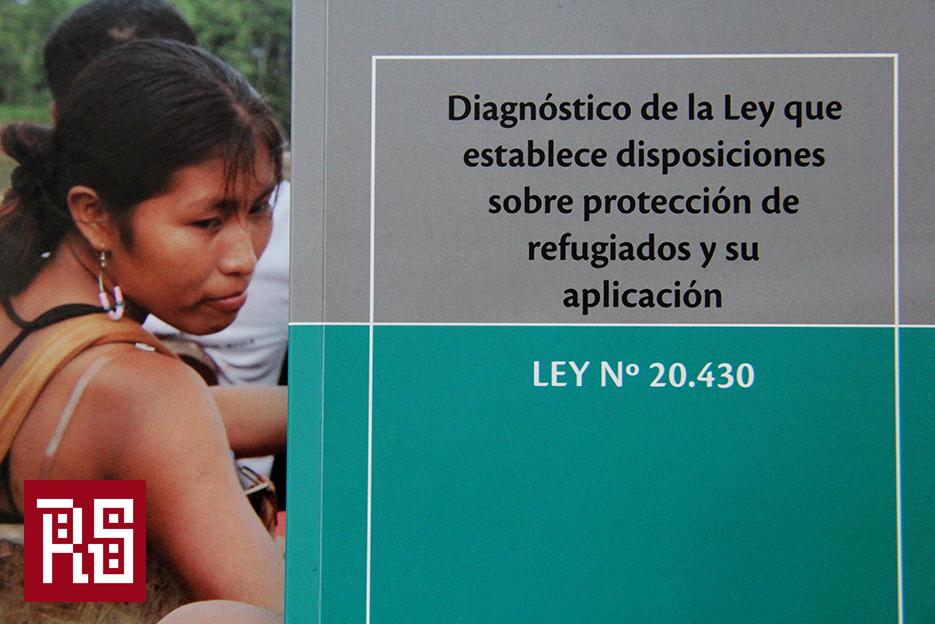 """FASIC presenta documento """"Diagnóstico de la Ley de Refugio en Chile y su aplicación"""""""