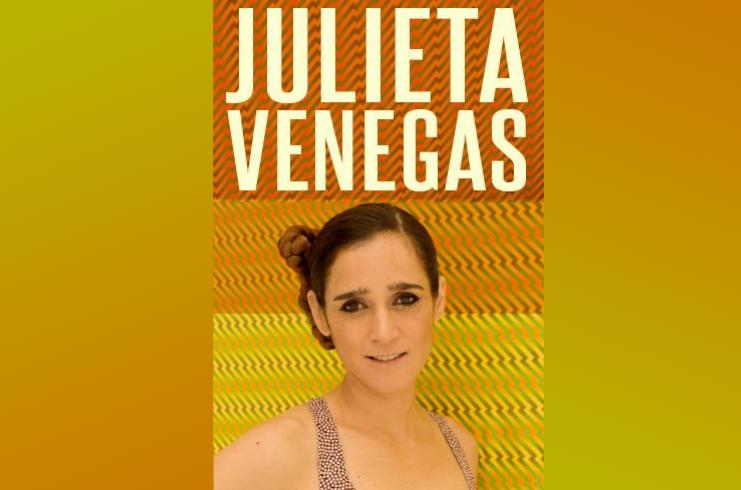 """Julieta Venegas vuelve a Chile a presentar su más  reciente disco """"Los Momentos"""""""