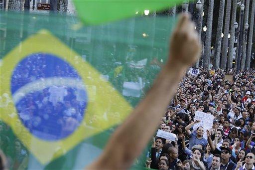 Un paso a la Democracia: situación brasileña actual
