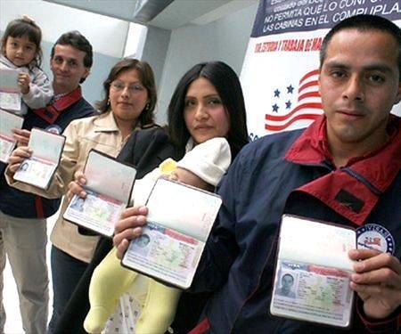 Chilenos podrían viajar a los Estados Unidos sin visa en 2014