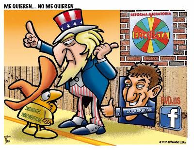 ¿Reforma Migratoria en Estados Unidos?