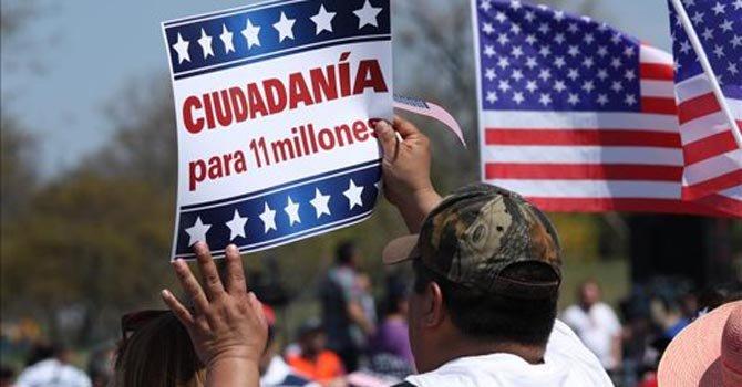 Ley migratoria genera discusiones entre los Republicanos en EE.UU.