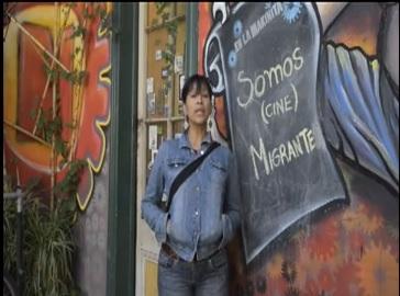 Saludo Carmen Gloria Vilches – Muestra de Cine Migrante Chile