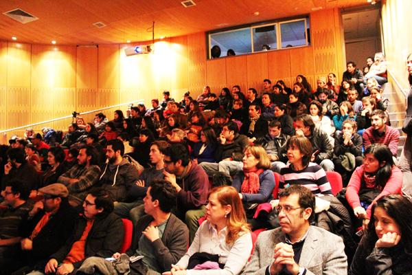 Inauguración Cine Migrante