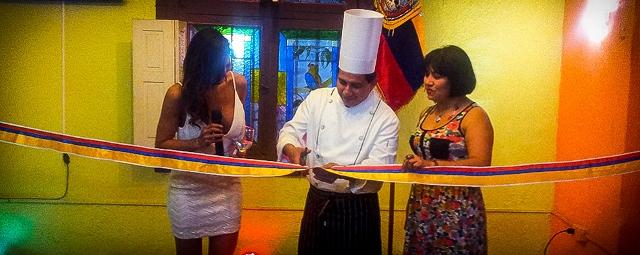 """Inauguración de """"Don Bolo"""" Las Delicias de Bolivar"""