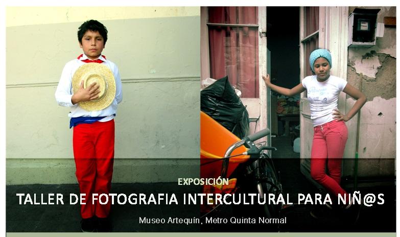 El juego de la Mirada: Taller de Fotografía Intercultural para Niños