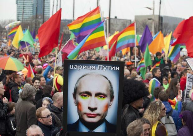 Rusia: La homofobia legalizada