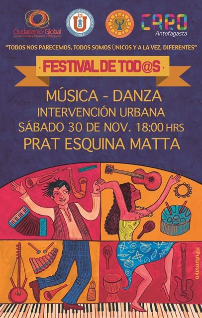 Festival para tod@s_Antofagasta(30_11_13)