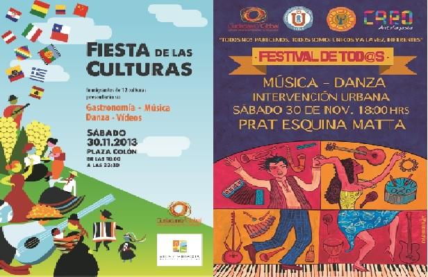 Ciudadano Global celebra la interculturalidad en Arica y Antofagasta