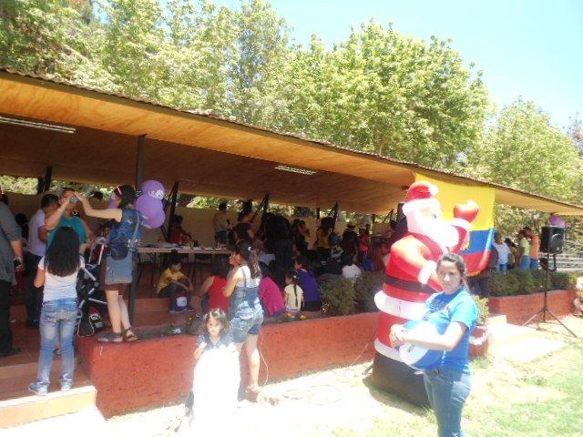 Tercera Navidad del Niño Ecuatoriano