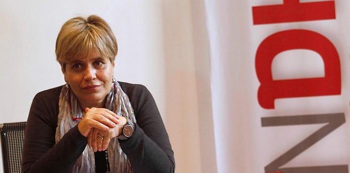 «En Chile existe la práctica de la tortura»: Lorena Fries