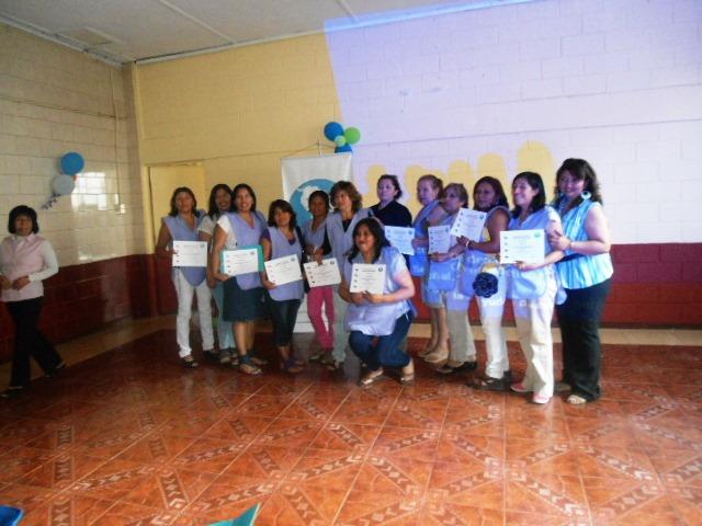Exitoso final del Taller de cocina «Sabores Latinos»