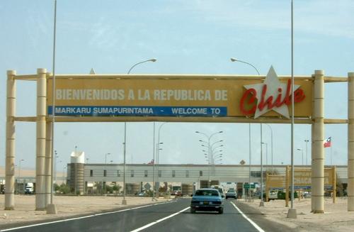 Perú y Chile pusieron en vigencia sistema de control integrado en la frontera