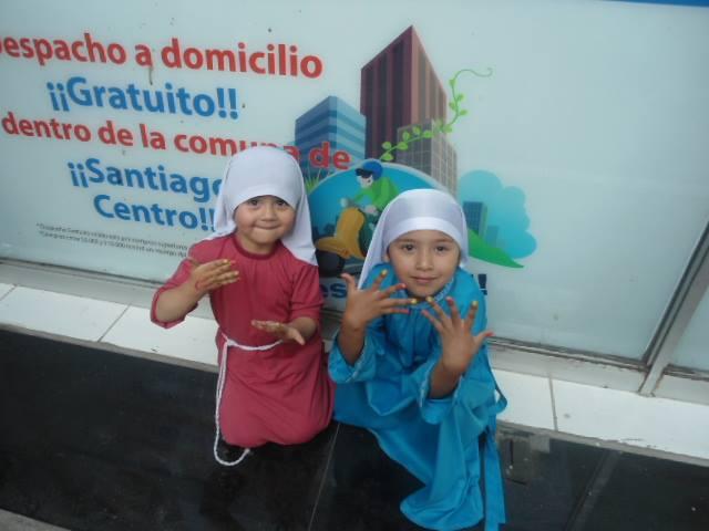 Navidad del Niño Inmigrante en Santiago de Chile