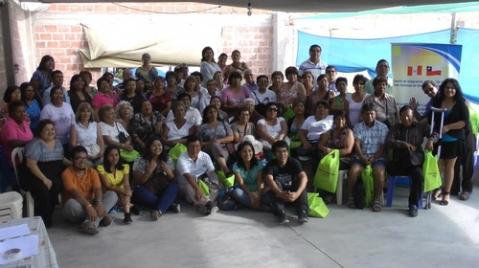 Dirigentes vecinales de Arica y Tacna firmaron acuerdo de amistad y colaboración