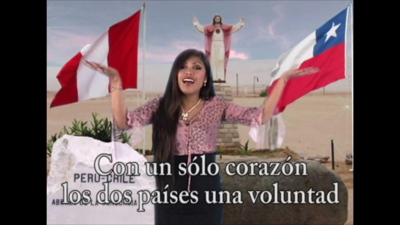 Músico peruano crea canción para fomentar la paz entre Chile y Perú