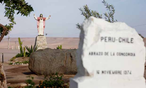 La Tercera: Arica y Tacna antes de La Haya