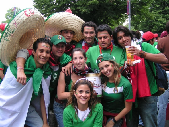 Chile también es destino para los migrantes mexicanos