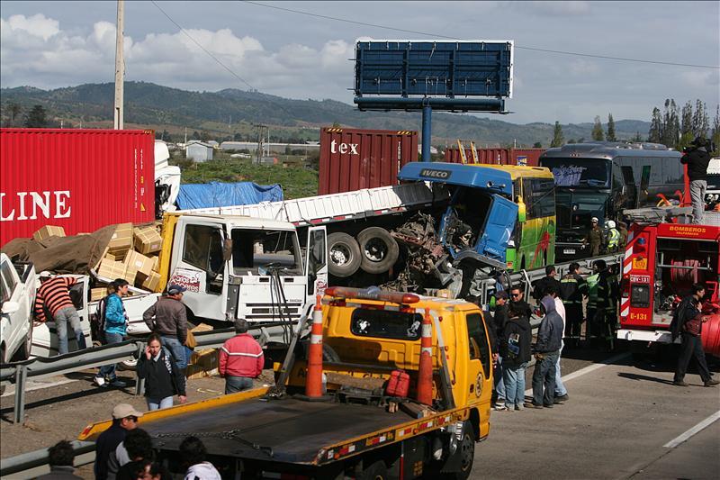 Cuando todo está perdido: La historia del trágico accidente de un colombiano en Chile