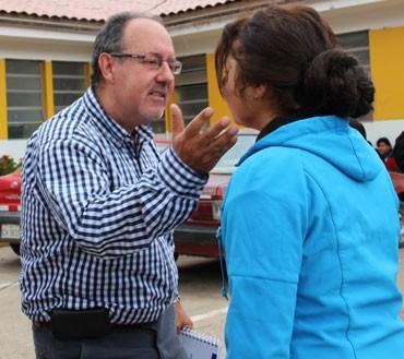 Cónsul General de Chile en Lima se despide de compatriotas residentes