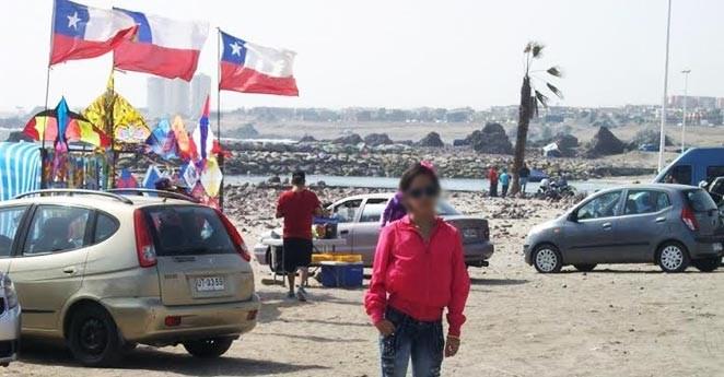 Discriminan a una niña por ser colombiana