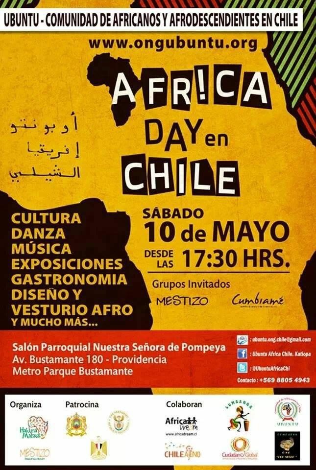 II Africa Day Chile: Santiago se viste de África