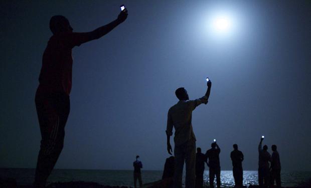 Premio World Press Photo 2013 es de inmigrantes africanos