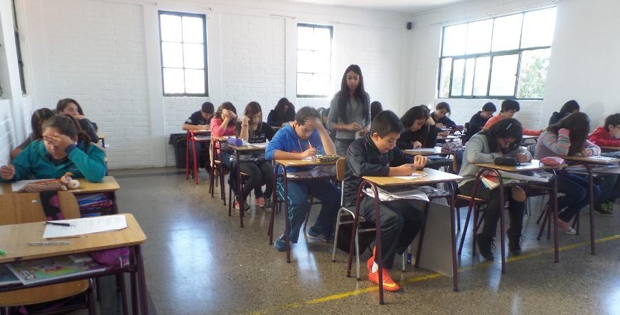 Una profesora colombiana y su experiencia educando a niños chilenos