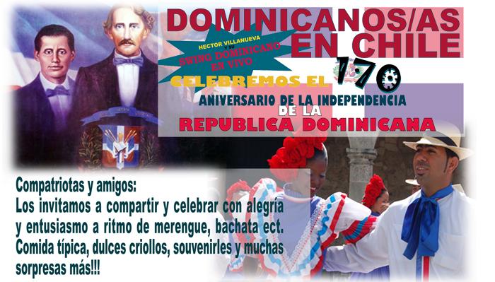 Celebremos la Independencia de República Dominicana