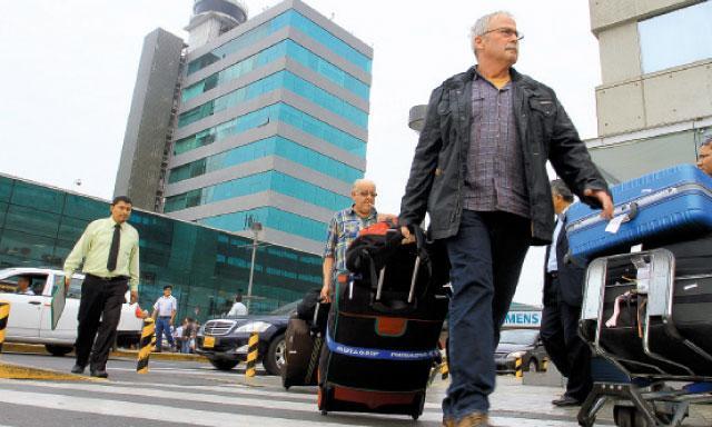 Ciudadanos de Chile y de Estados Unidos son los que más visitan el Perú