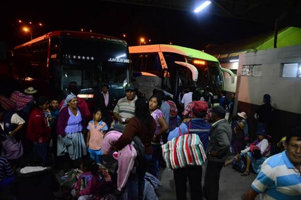 Inmigración de bolivianos aumentó en 115 por ciento en 10 años