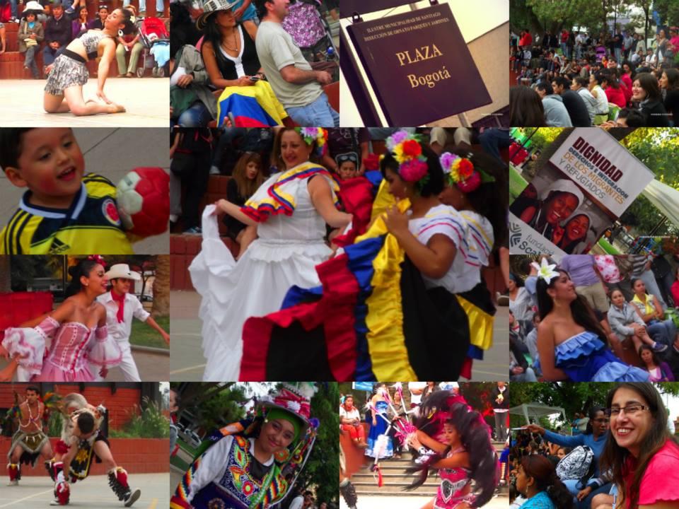 Cultura Caribe en Chile