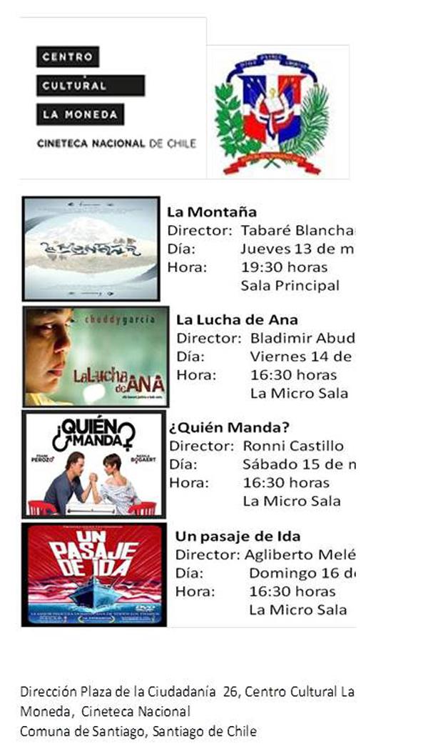 Ciclo de Cine Dominicano