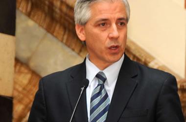 García Linera afirma que en 2025 la economía de Bolivia estará al mismo nivel que Chile