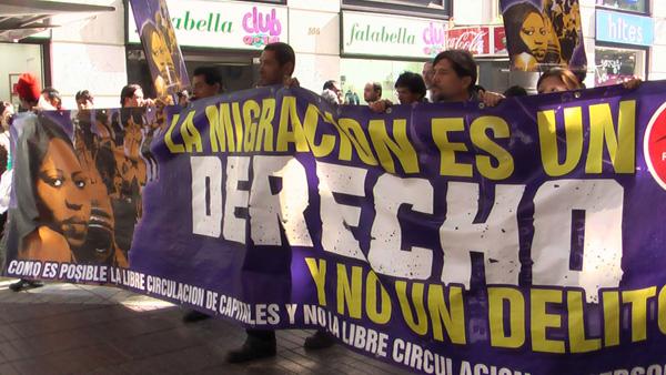 Agenda de medidas inmediatas en relación a la inmigración en Chile